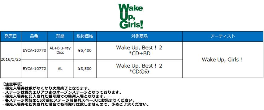 【WU,G!】Wake Up, Girls! Part12【復興補助金】 [無断転載禁止]©2ch.netYouTube動画>8本 ->画像>220枚