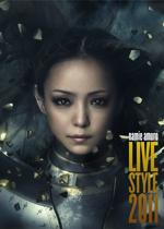 namie amuro LIVE STYLE 2011 DVD