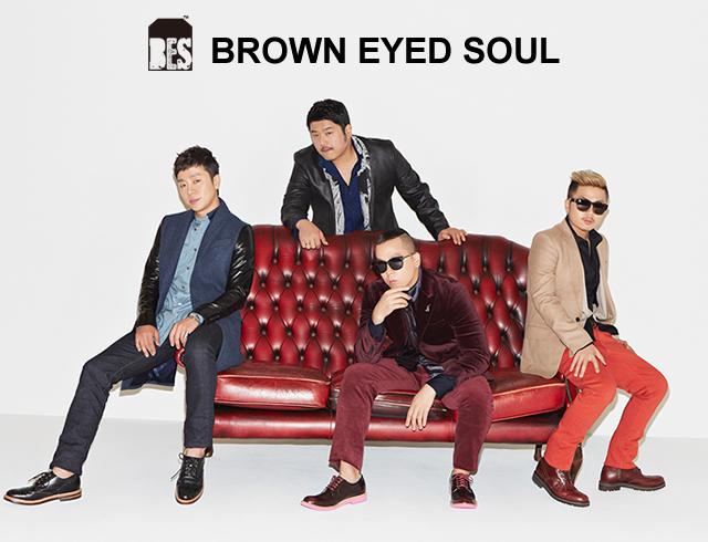 brown eyed soul