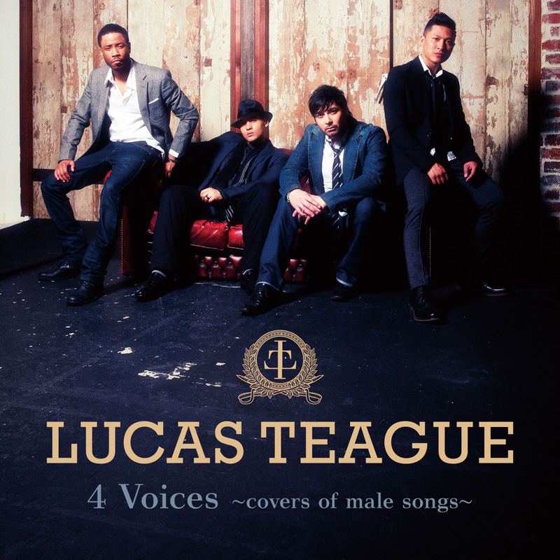 4 Voices ~covers of male songs ~