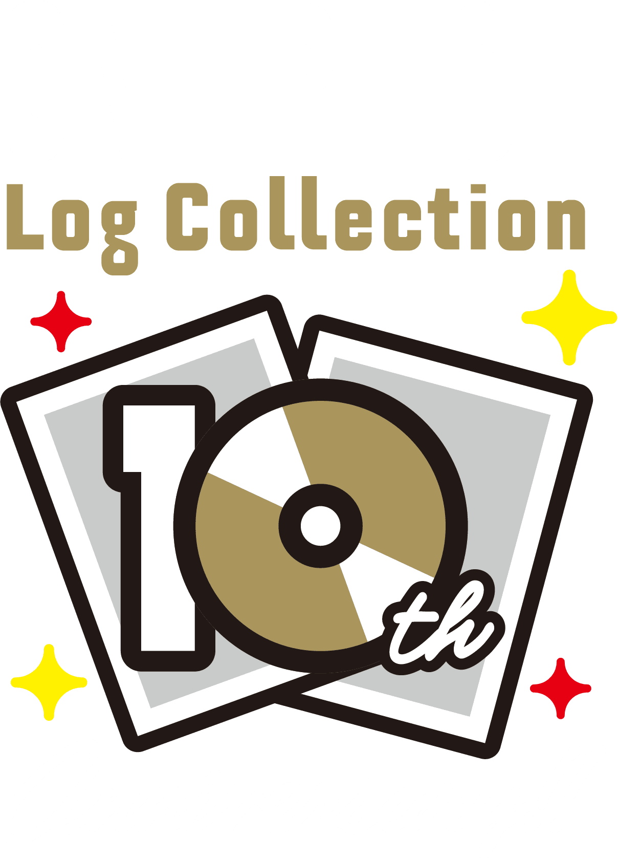 ONE PIECE Log Collection 10th ANNIVERSARY